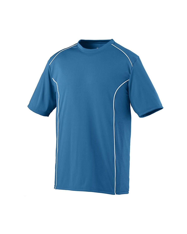 1090 Augusta Sportswear Columbia Blue/ White
