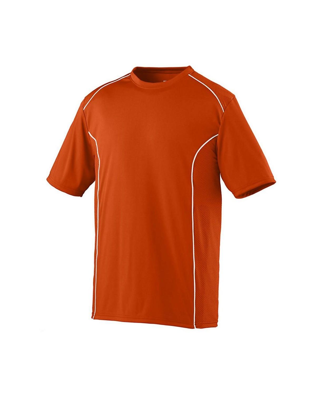 1090 Augusta Sportswear ORANGE/ WHITE