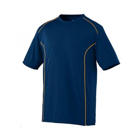 1091 Augusta Sportswear 1091 Youth Winning Streak Crew NAVY/ GOLD