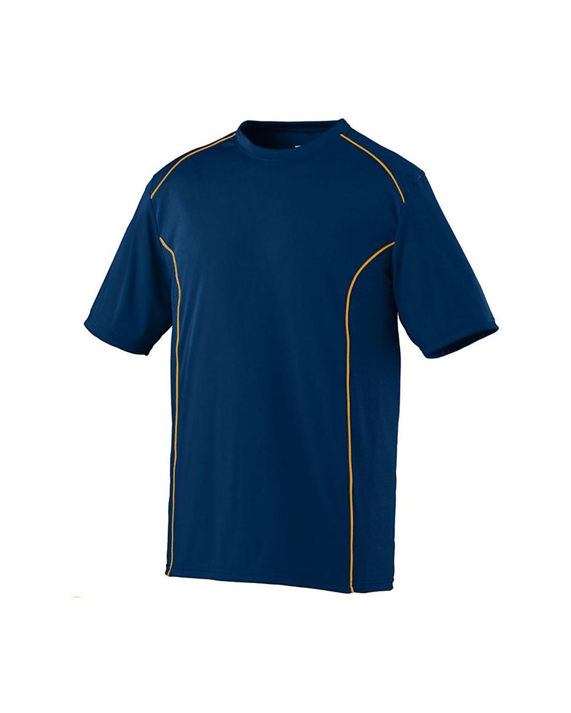 1091 Augusta Sportswear NAVY/ GOLD