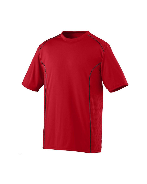 1091 Augusta Sportswear RED/ BLACK