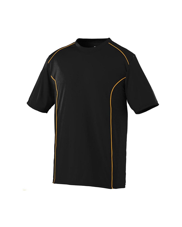 1091 Augusta Sportswear BLACK/ GOLD