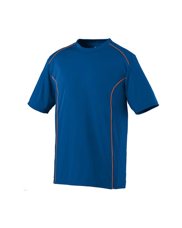 1091 Augusta Sportswear Royal/ Orange