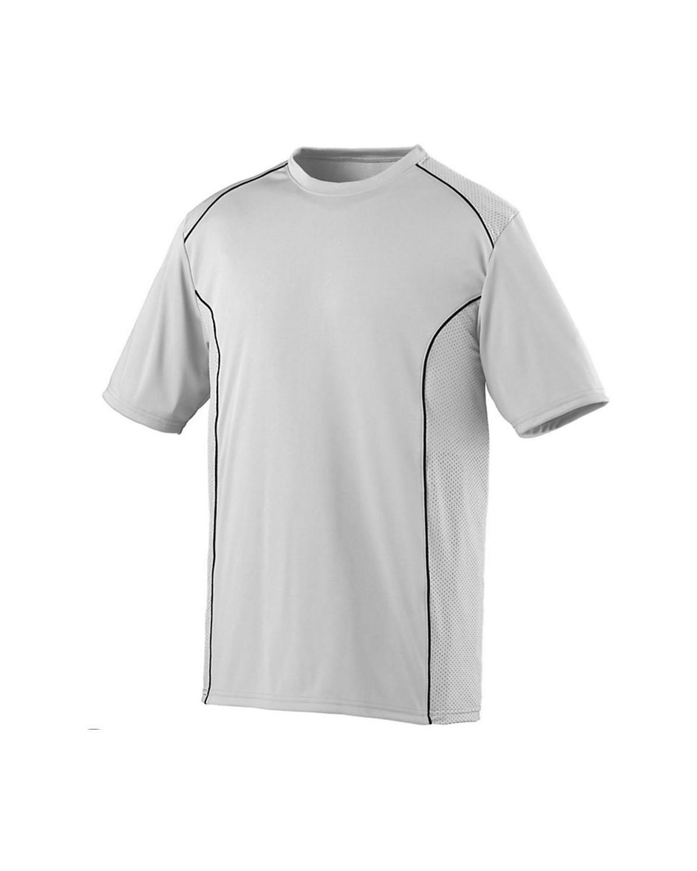 1091 Augusta Sportswear WHITE/ BLACK