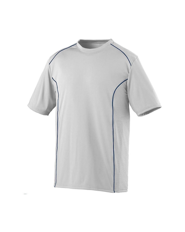 1091 Augusta Sportswear WHITE/ NAVY