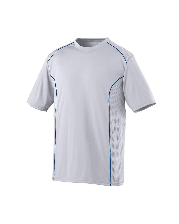 1091 Augusta Sportswear WHITE/ ROYAL