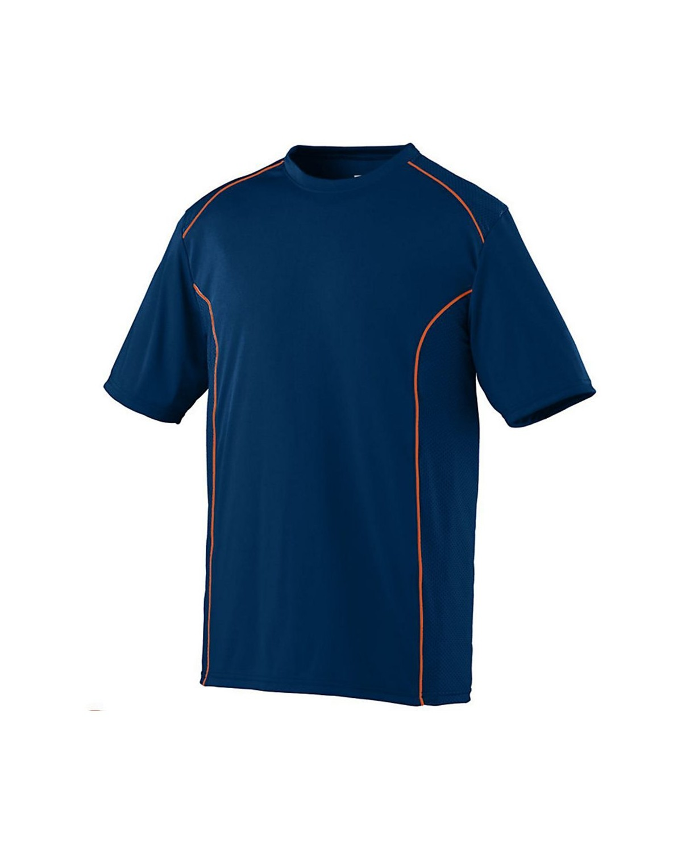 1091 Augusta Sportswear NAVY/ ORANGE