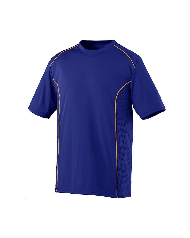 1091 Augusta Sportswear Purple/ Gold