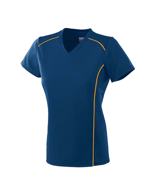 1092 Augusta Sportswear NAVY/ GOLD