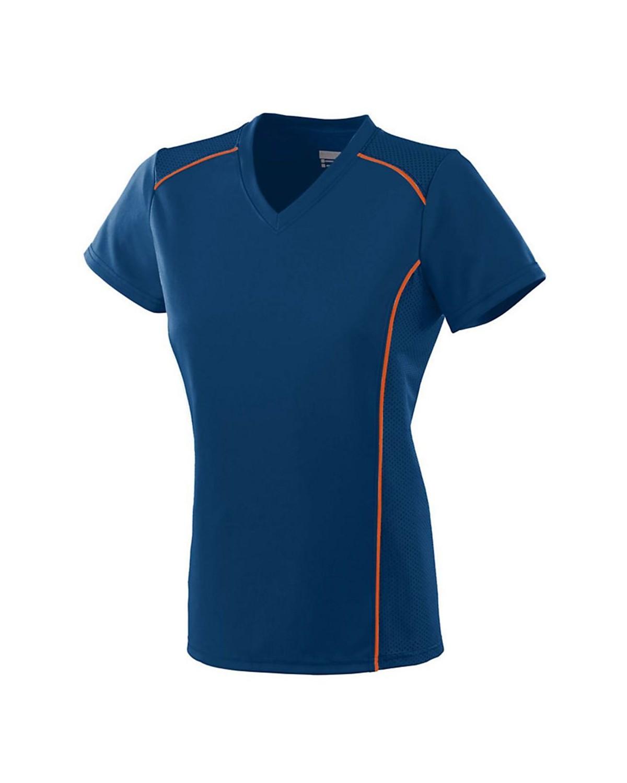 1092 Augusta Sportswear NAVY/ ORANGE
