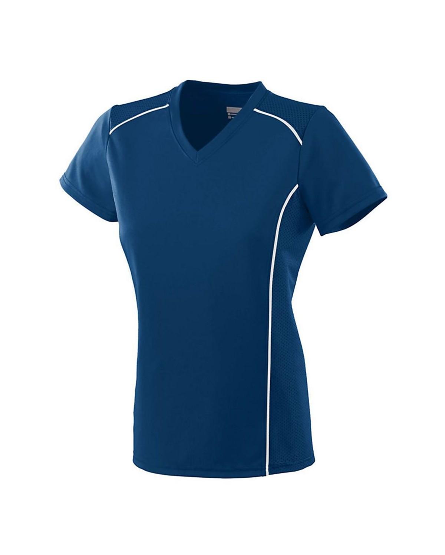 1093 Augusta Sportswear NAVY/ WHITE