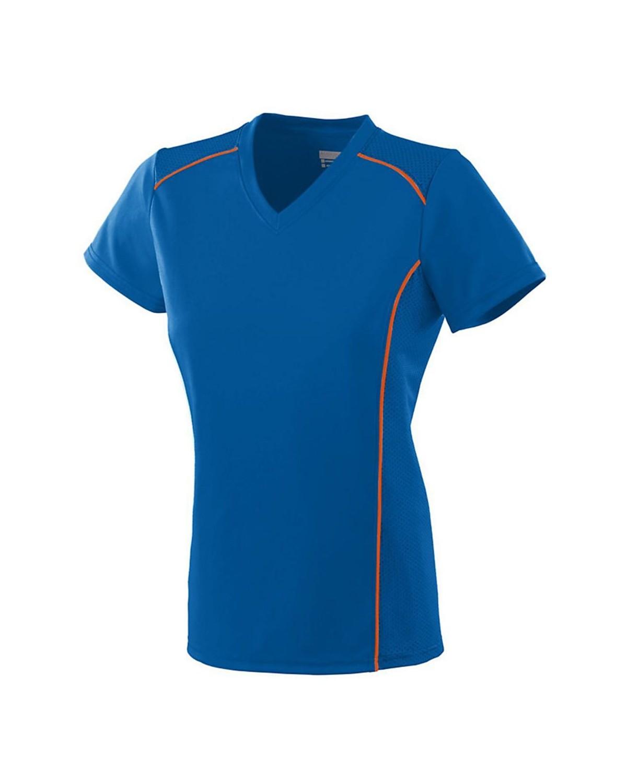 1093 Augusta Sportswear Royal/ Orange
