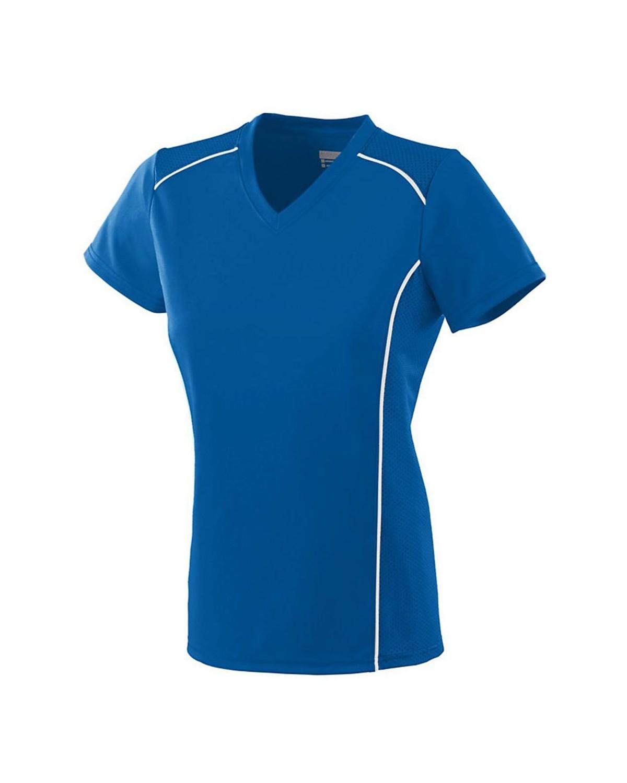 1093 Augusta Sportswear ROYAL/ WHITE