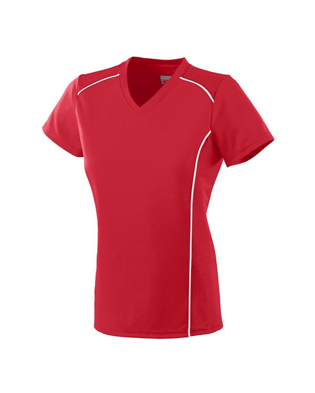 1093 Augusta Sportswear RED/ WHITE