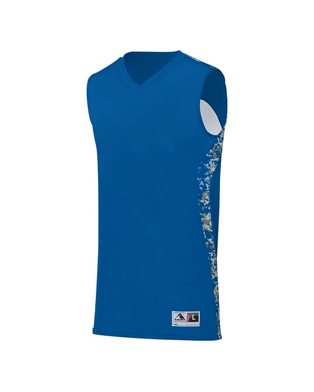 1162 Augusta Sportswear Royal/ Royal Digi