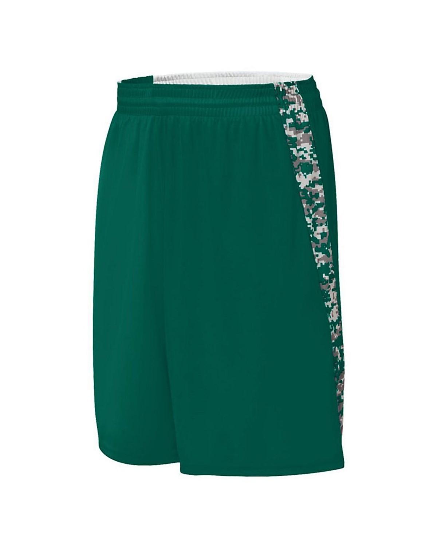 1163 Augusta Sportswear Dark Green/ Dark Green Digi