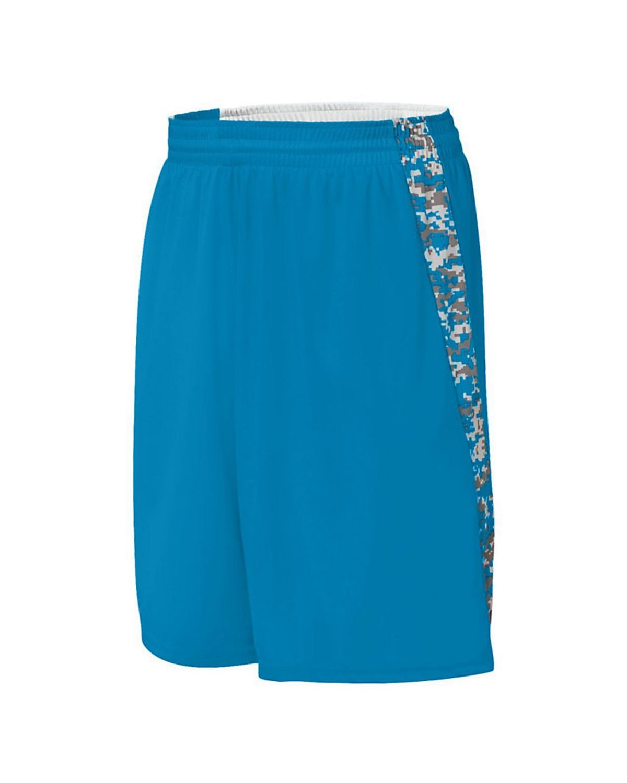 1163 Augusta Sportswear Power Blue/ Power Blue Digi