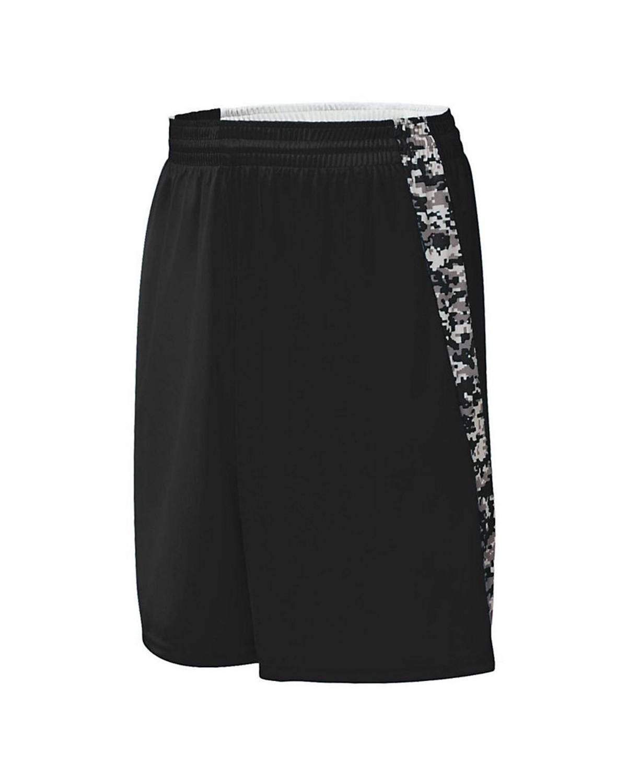 1163 Augusta Sportswear Black/ Black Digi
