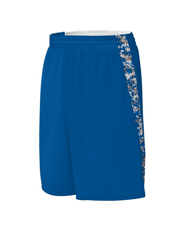 1163 Augusta Sportswear Royal/ Royal Digi