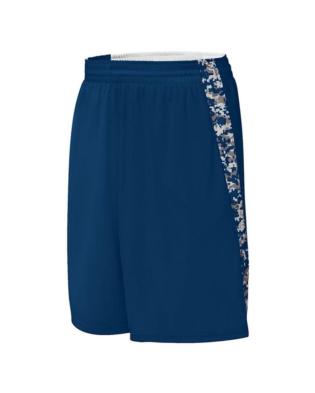 1164 Augusta Sportswear Navy/ Navy Digi