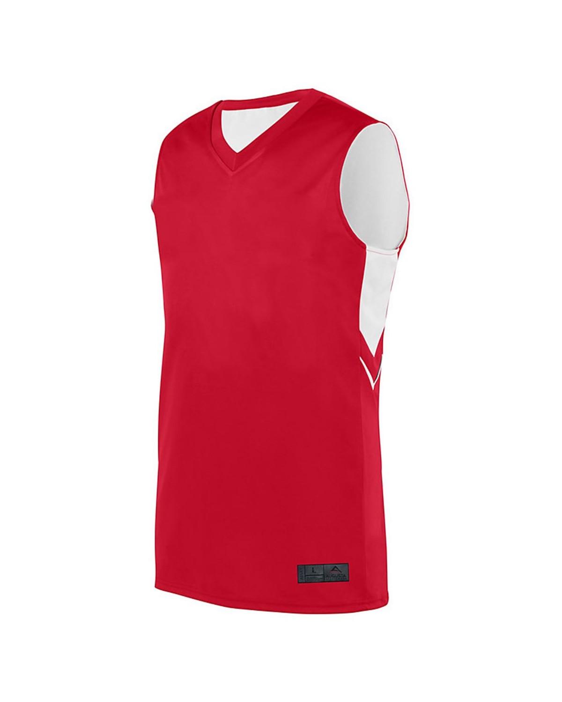 1166 Augusta Sportswear RED/ WHITE