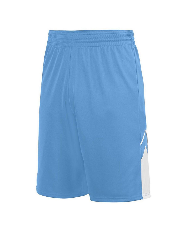 1168 Augusta Sportswear Columbia Blue/ White