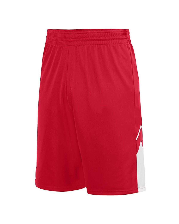 1168 Augusta Sportswear RED/ WHITE