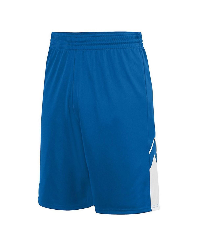 1168 Augusta Sportswear ROYAL/ WHITE
