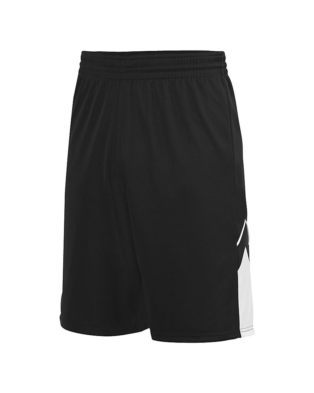 1169 Augusta Sportswear BLACK/ WHITE