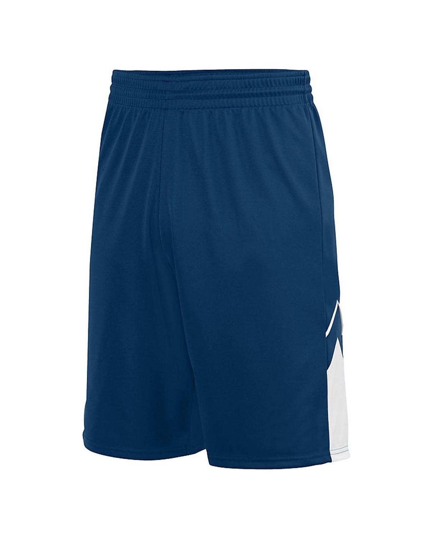1169 Augusta Sportswear NAVY/ WHITE