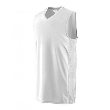 1180 Augusta Sportswear 1180 Winning Streak Game Jersey WHITE/ WHITE