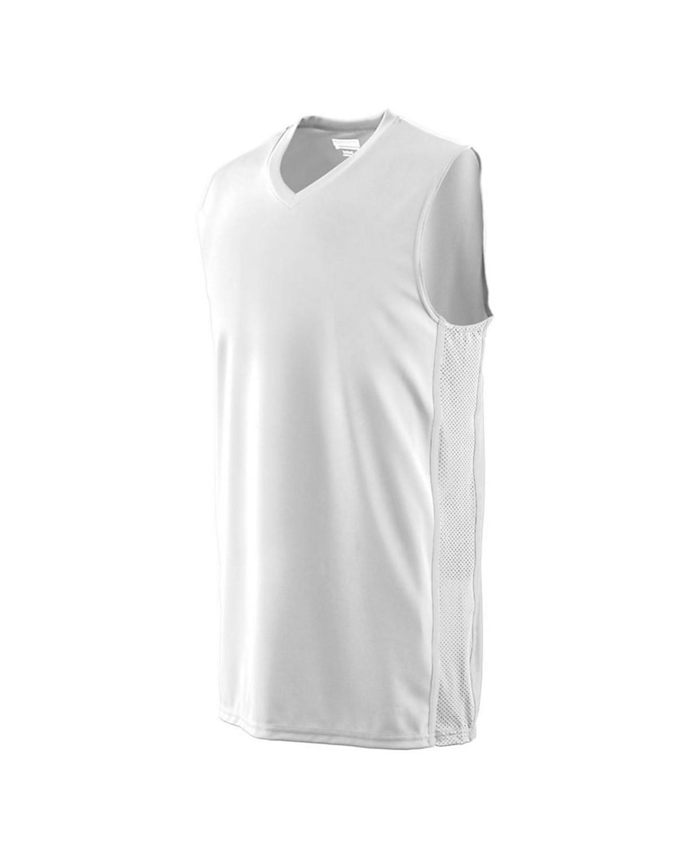 1180 Augusta Sportswear WHITE/ WHITE