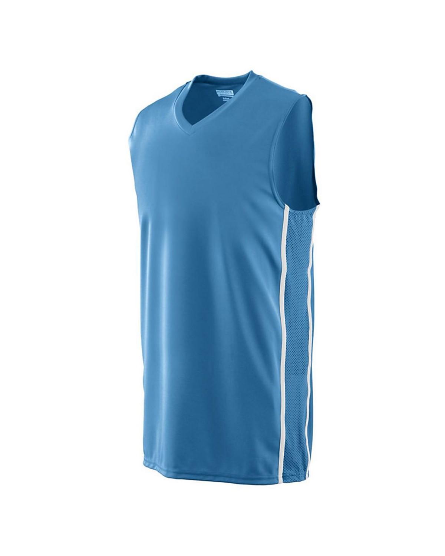1180 Augusta Sportswear Columbia Blue/ White
