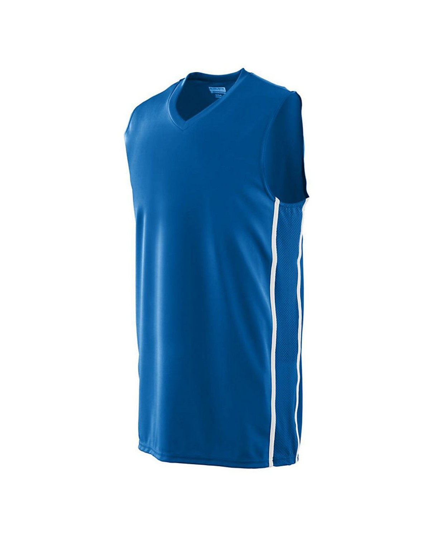 1180 Augusta Sportswear ROYAL/ WHITE