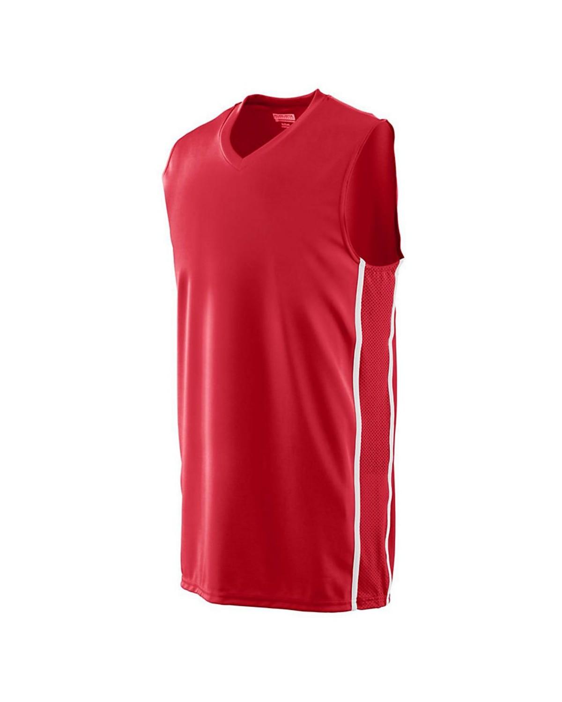 1181 Augusta Sportswear RED/ WHITE