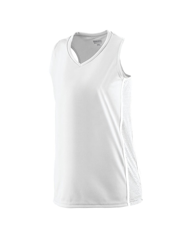1182 Augusta Sportswear WHITE/ WHITE