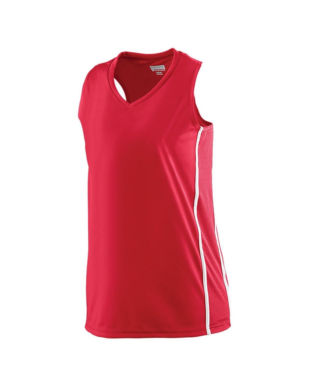 1182 Augusta Sportswear RED/ WHITE