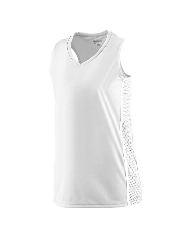 1183 Augusta Sportswear WHITE/ WHITE