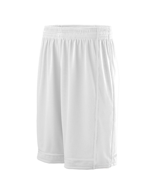 1185 Augusta Sportswear WHITE/ WHITE