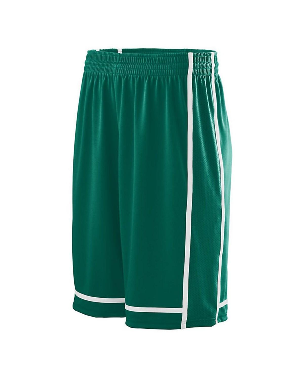 1185 Augusta Sportswear Dark Green/ White
