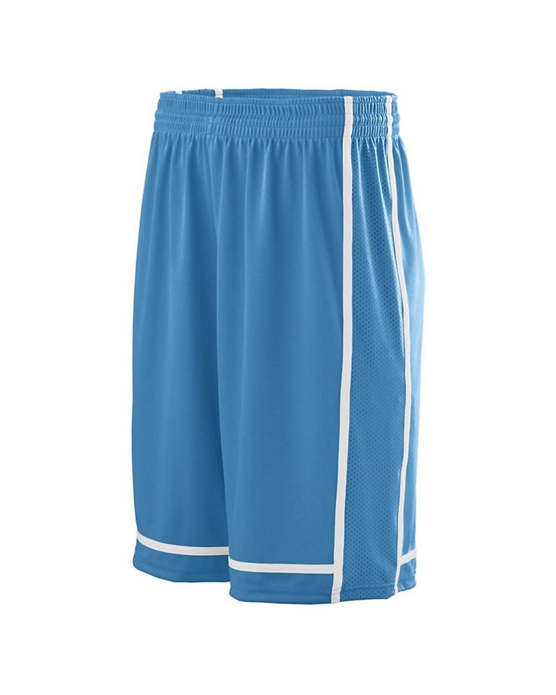 1185 Augusta Sportswear Columbia Blue/ White
