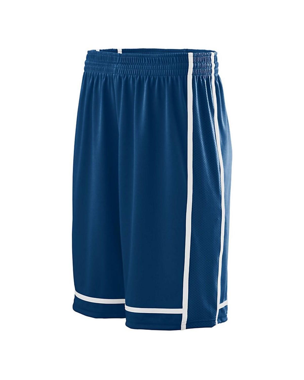 1185 Augusta Sportswear NAVY/ WHITE