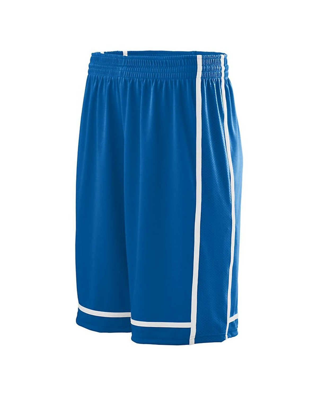1185 Augusta Sportswear ROYAL/ WHITE