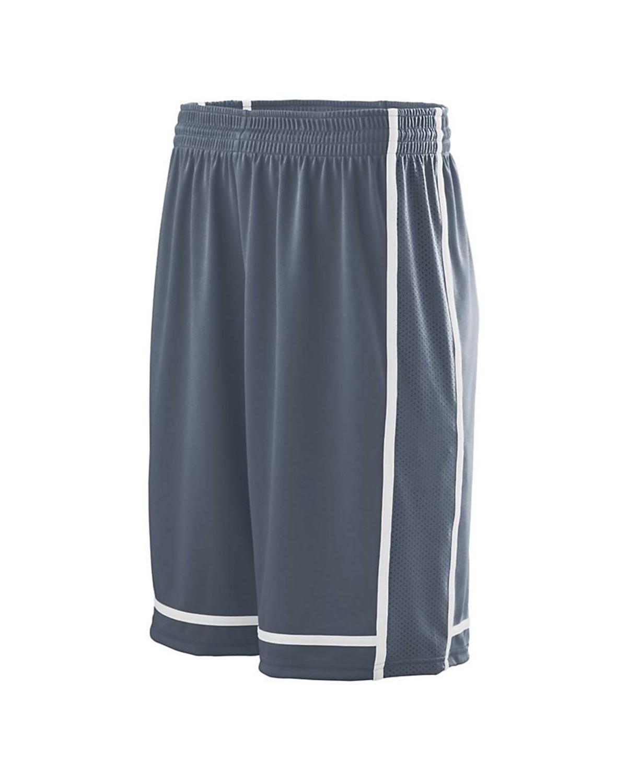 1186 Augusta Sportswear GRAPHITE/ WHITE