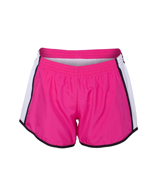 1265 Augusta Sportswear Power Pink/ White/ Black