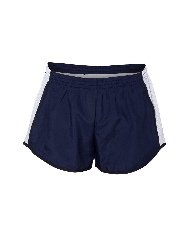 1265 Augusta Sportswear Navy/ White/ Black
