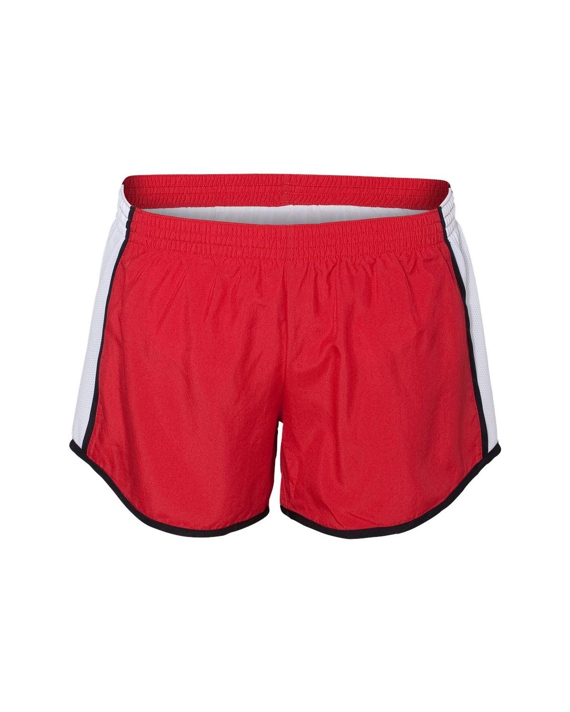 1265 Augusta Sportswear Red/ White/ Black