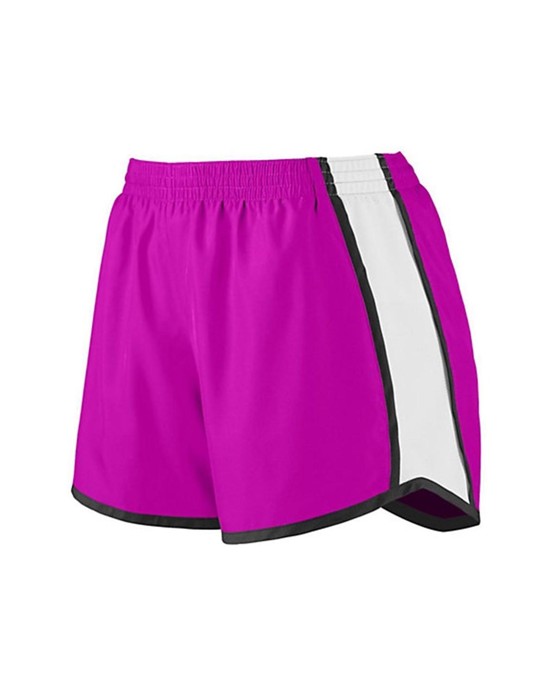 1266 Augusta Sportswear Power Pink/ White/ Black