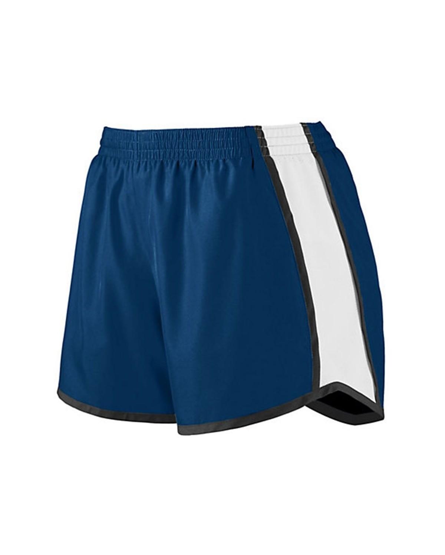1266 Augusta Sportswear Navy/ White/ Black