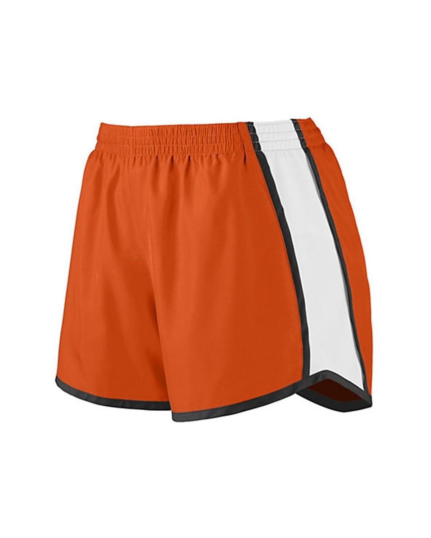 1266 Augusta Sportswear Orange/ White/ Black